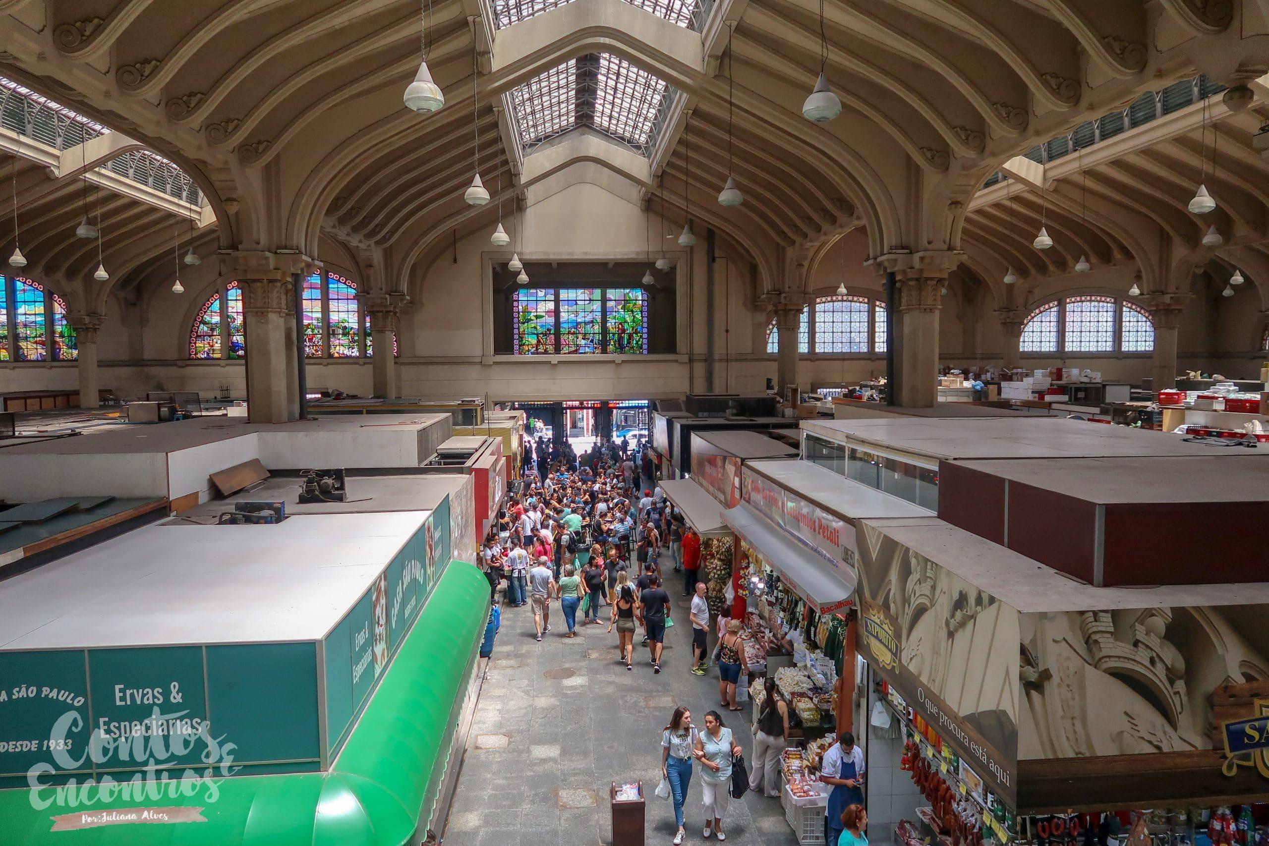 mercado municipal em são paulo