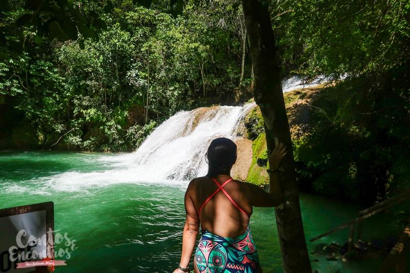cachoeira passeio ceita corê em Bonito MS