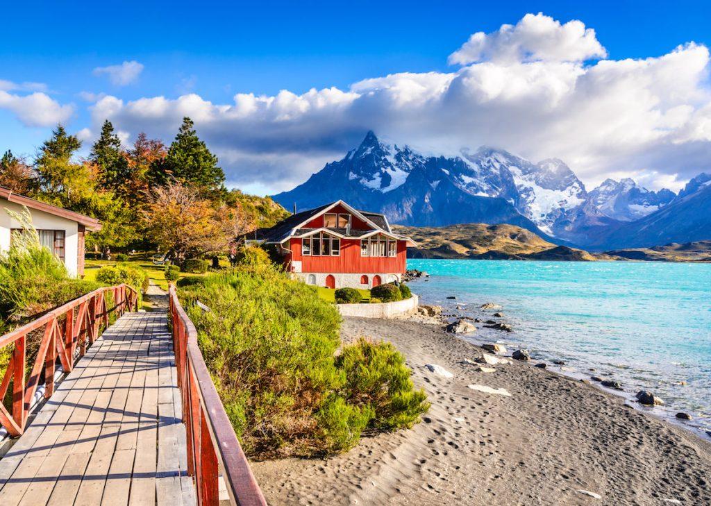 um dos lugares onde o real vale mais do que a moeda local é o Chile