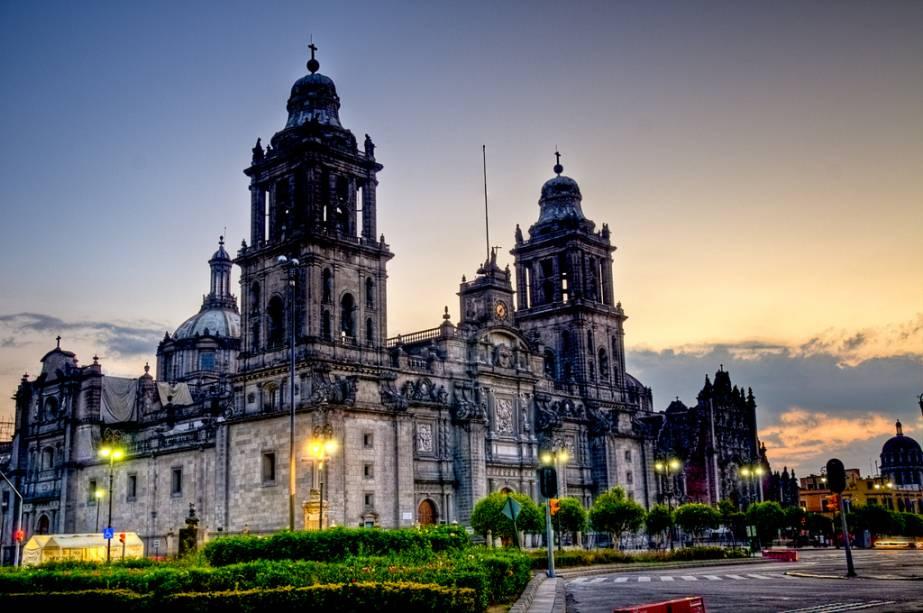 mexico - viaje de forma economica para um lugar onde o real é valorizado