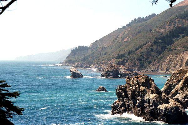 big sur na Califórnia - motivos para fazer uma viagem de carro pela Califórnia