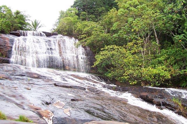 Cachoeira Barra Azul - Praias de Pernambuco: vamos além delas?