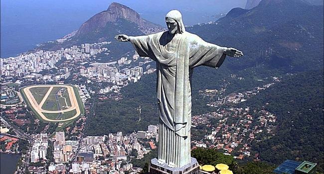 Cristo Redentor - clique imperdível no Rio de Janeiro