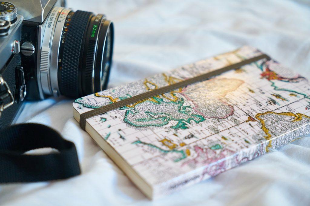faça um roteiro de viagem