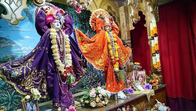 saindo do óbvio em Curitiba: templo Hare Krishna