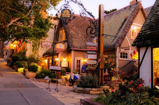 Carmel: cidade charmosa na Califórnia
