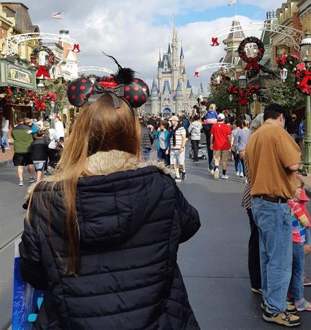 o que levar para um dia nos parques de Orlando?