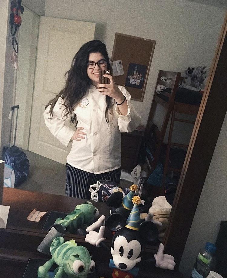 roupa do back of the house: trabalhando na Disney