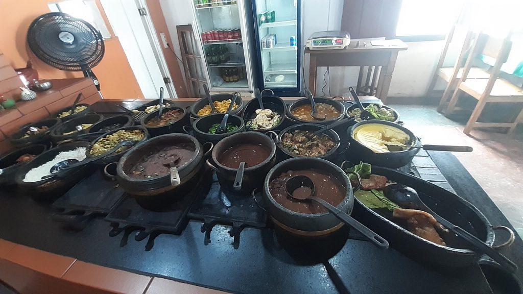 onde comer em Tiradentes
