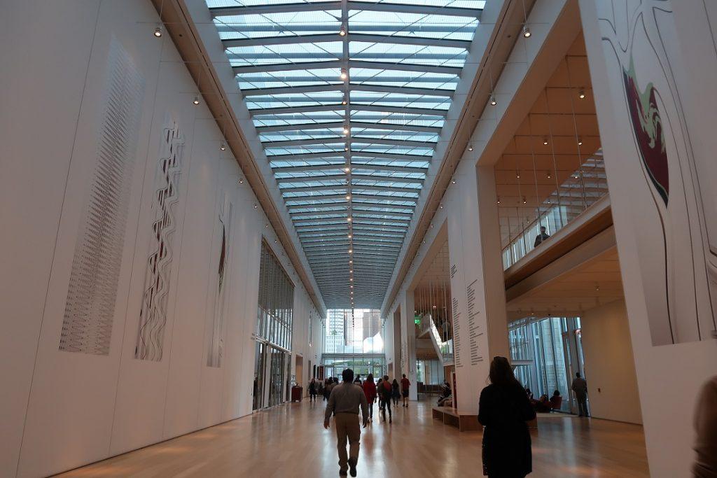 art institute museu de Chicago