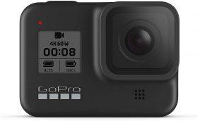 Gopro Hero8 - Pra quem quer uma câmera compacta, a prova d'água, melhor opção é a Gopro!