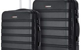 Malas - Recomendo sempre mala 360 e as marcas que conheço: Samsonite, American Tourist e Swissport.