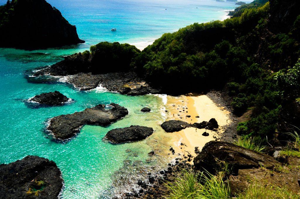 lugares romanticos para viajar no Brasil