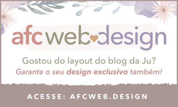 AFC Web Design - Design para sites e blogs Wordpress, por Ana Flávia Cador